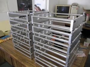U.L. Mandrel Oven Racks 001